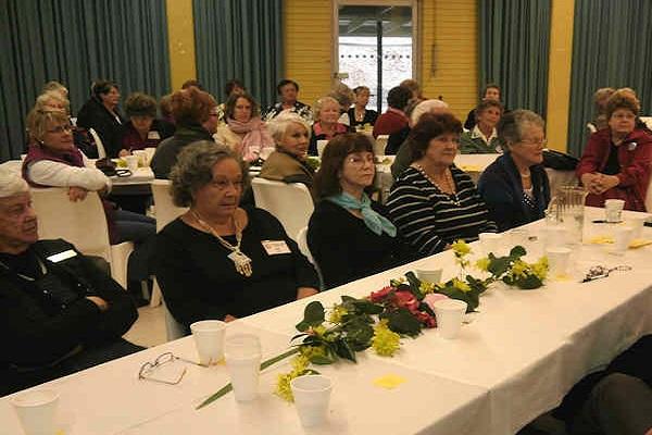 Members Listening